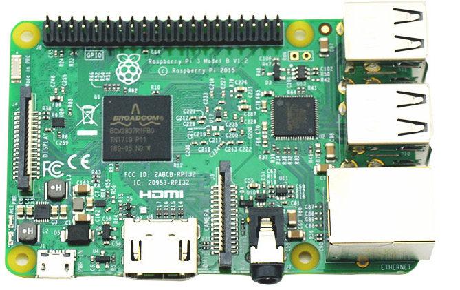 RTL-SDR сервер на Raspberry Pi
